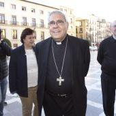 El arzobispo de Granada. Francisco Javier Martínez