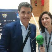 Michel González en Radioestadio