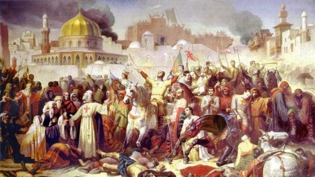 La Cultureta 3x27: Por qué la razón es más importante que la fe para organizar una Cruzada