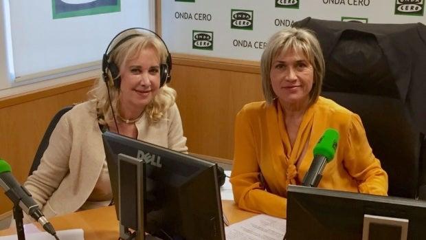 Las doctoras Martín Perpiñán y López-Teijón hablan en Julia en la onda de fertilidad y reproducción asistida