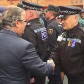 Juan Ignacio Zoido expresa sus condolencias por el atentado en Londres a un grupo de policías británicos