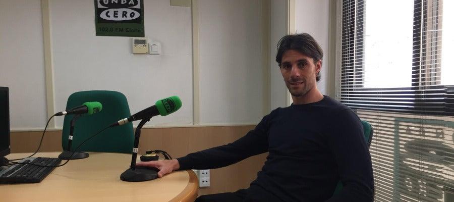 Sergio Pelegrín, entrenador del Ilicitano.
