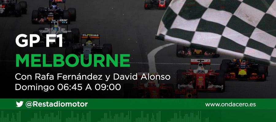 GP de Melbourne de Fórmula 1
