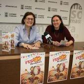 La concejala de Cultura, Isladis Falcó, ha presentado el II Festival de Teatre, Animació i Música al Carrer, FES TAM!