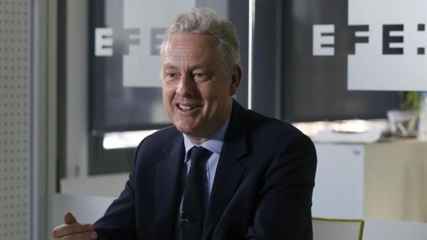 """Embajador de Reino Unido en España: """"Vivimos en una democracia, no podemos vigilar a todos los potenciales sospechosos"""""""