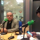 José Miguel Barragán, secretario general de Coalición Canaria y Consejero de Justicia y Presidencia del Gobierno de Canarias