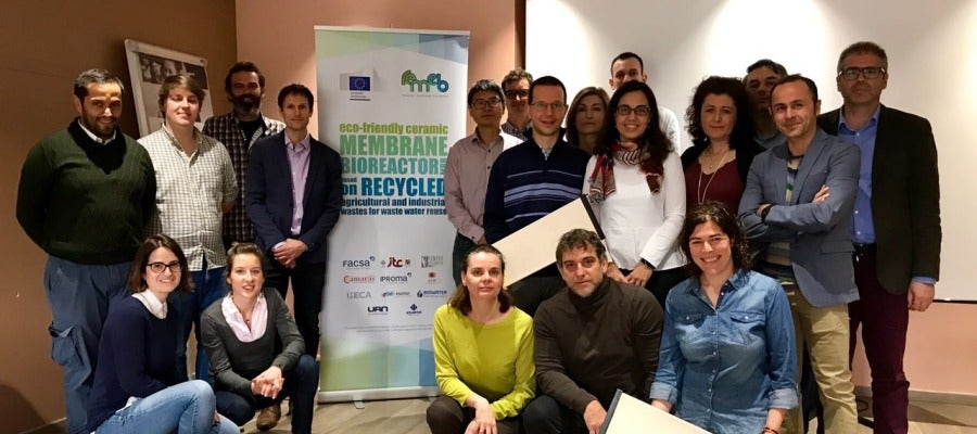 Los socios de REMEB se han reunido una vez más, dentro de su programa semestral de reuniones, para dar parte de los últimos avances del proyecto en las diferentes actividades que están llevando a cabo.