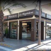 Fachada de Panadería La Magdalena en Torrellano.