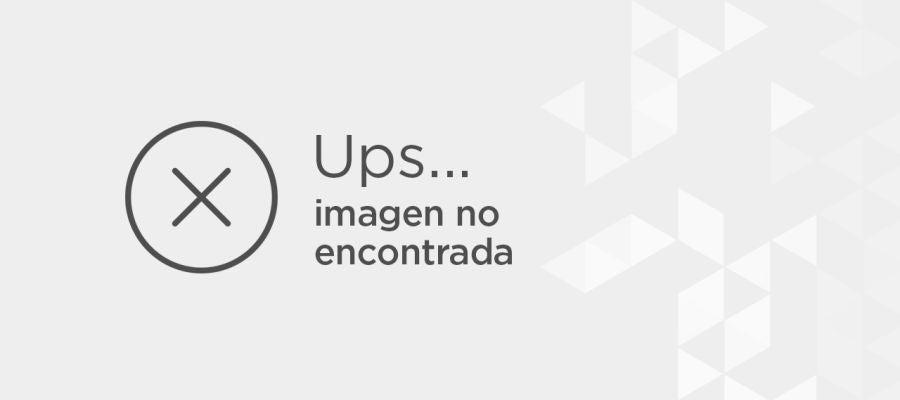 Mark Hamill en el papel de Luke Skywalker
