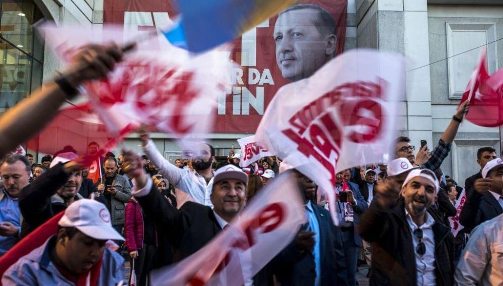 Celebración en Turquía