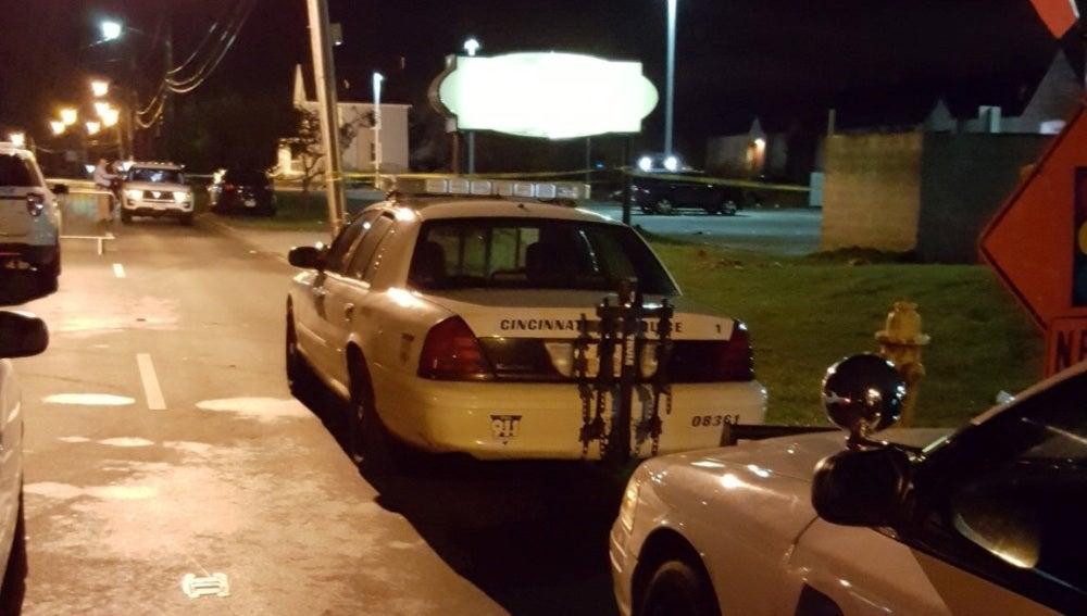 Coches de Policía de EEUU