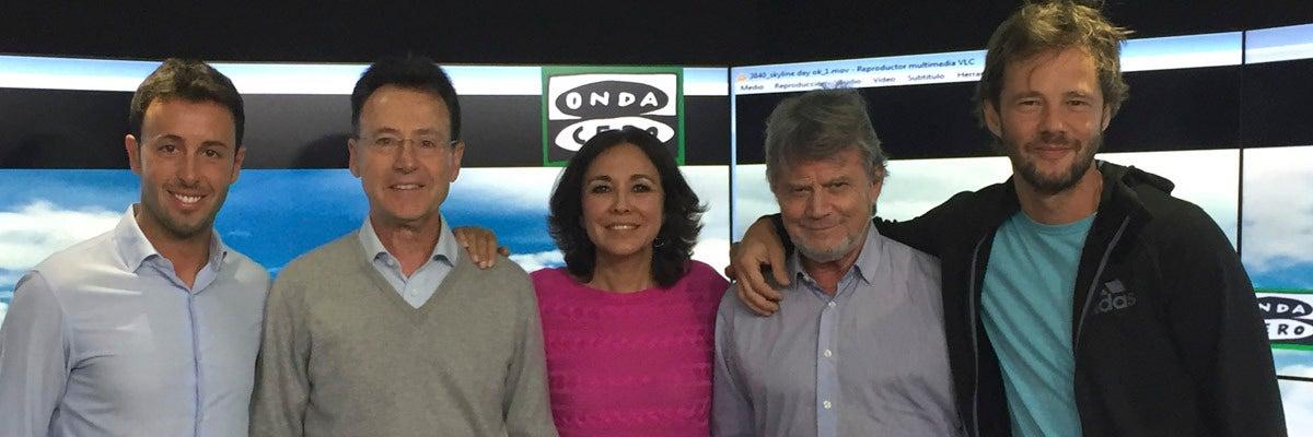 """Matías Prats: """"Durante un tiempo pensé que se había acabado mi carrera en televisión"""""""
