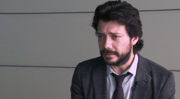 """Álvaro Morte: """"Mi personaje me ha apasionado, ha sido un disfrute tremendo"""""""