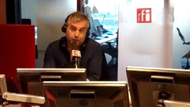 """Frame 41.114305 de: Carlos Alsina: """"El nuevo revulsivo de la política europea se llama Enmanuel Macron"""""""