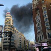 Incendio Callao