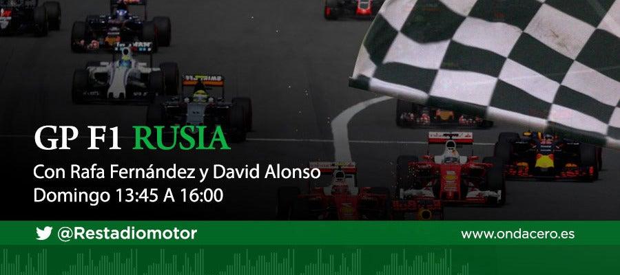 GP de Rusia de F1