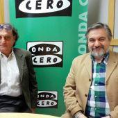Javier Tome y Luis Chamorro en Onda Cero