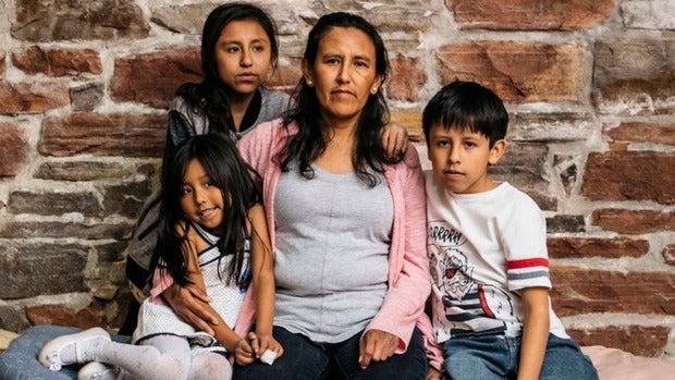 Jeanette Vizguerra, la mujer que lleva 72 días en la Iglesia Unitaria de Denver para evitar ser expulsada de EEUU