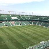 Estadio Martínez Valero.