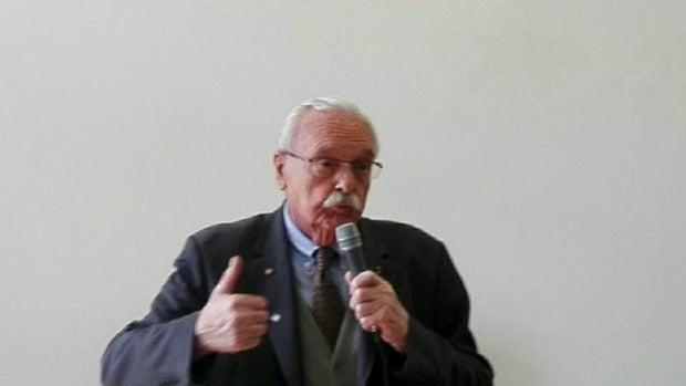 Roger Bordage, superel campo de concentración de Sachsenhausen