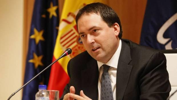 Gorka Villar Bollaín, hijo de Villar.