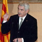 El expresidente de la Generalitat, Pasqual Maragall