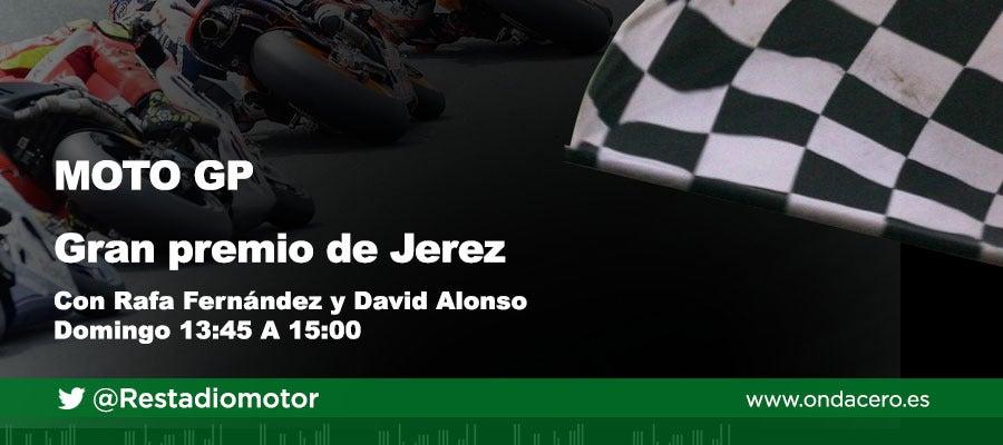 Moto GP Gran Premio de Jerez