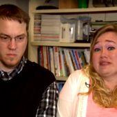 Mike y Heather Martin en un vídeo colgado en YouTube