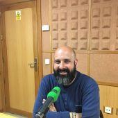 Sergio Miró, redactor de Onda Cero Canarias