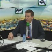 Manuel Moix en Onda Cero junto a Carlos Alsina