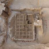 Jardín funerario hallado en Egipto