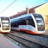 TRAM en Alicante