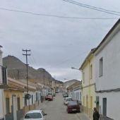 Calle de la localidad de Atarfe donde ocurrieron los hechos