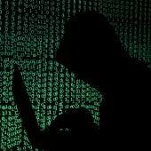 Imagen de archivo recreando un ciberataque