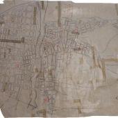 Mapa de los refugios que hay en el término municipal de Elche.