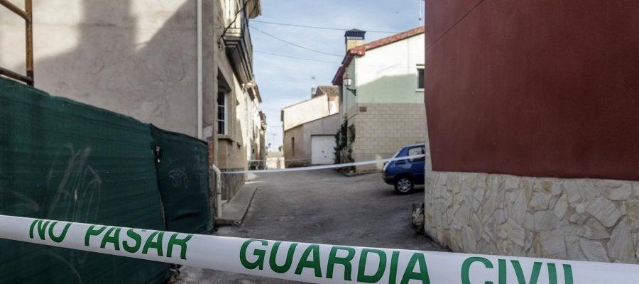 La Guardia Civil investiga la muerte