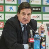 José Sepulcre, ex presidente del Elche CF.