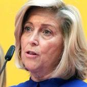 Concepción Dancausa, delegada del Gobierno de Madrid