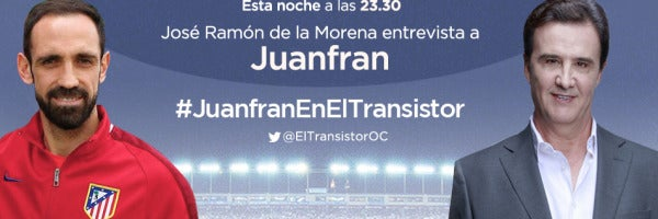 Juanfran en El Transistor