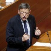 El president de la Generalitat, Ximo Puig (Archivo)