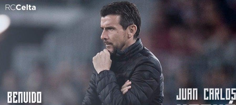 Juan Carlos Unzué, nuevo entrenador del Celta.