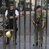 Fuerzas de seguridad en Reino Unido