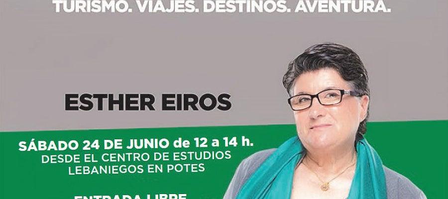 Gente Viajera con Esther Eiros