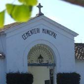 L´actuació permetrà ampliar l´espai del cementeri municipal.