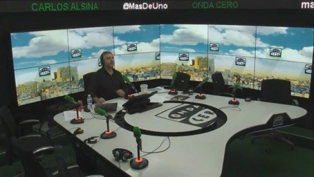 """Monólogo de Alsina: """"Pedro Quevedo; oxígeno a Rajoy a cambio de más dinero para Canarias"""""""