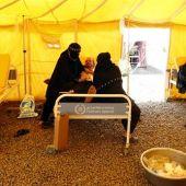 Varias personas son atendidas por cólera en Yemen