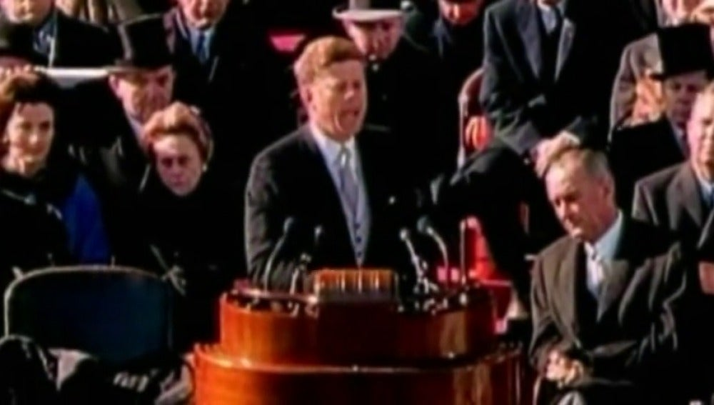 Frame 9.700064 de: Kennedy, el mito político norteamericano de los sesenta