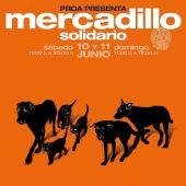 Mercadillo Solidario de PROA