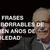 Frame 4.568936 de: Cien años de soledad cumple 50 años: 10 frases imborrables de la obra de Gabriel García Márquez