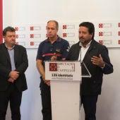 El objetivo es conectar cada rincón de Castellón con los hospitales y ofrecer de este modo la respuesta sanitaria más eficiente, según Moliner.
